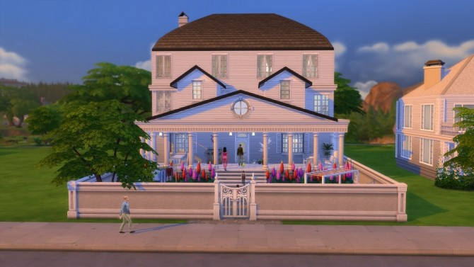 Happy House by Nuttchi at Mod The Sims image 489 670x377 Sims 4 Updates