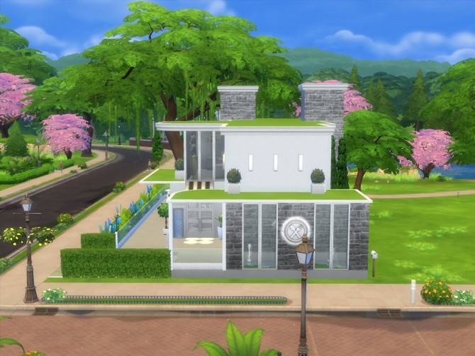 Unwind Dining No CC by Lenabubbles82 at Mod The Sims image 497 670x503 Sims 4 Updates