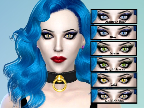 Cat Eyes Collection by ArkadyRose at TSR image 5010 Sims 4 Updates