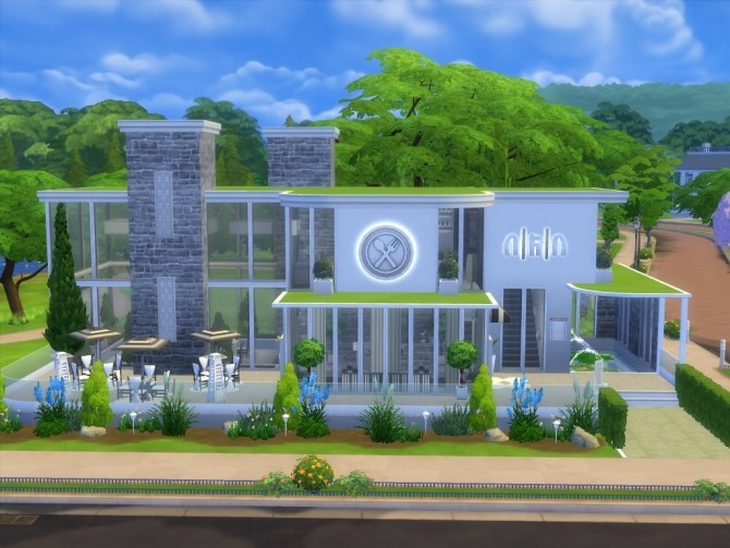 Unwind Dining No CC by Lenabubbles82 at Mod The Sims image 506 670x503 Sims 4 Updates