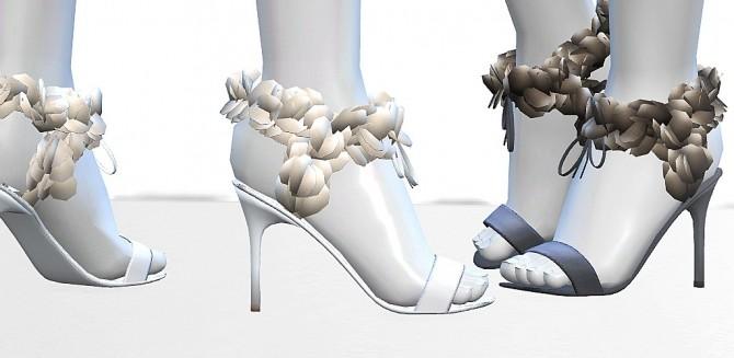 Petal Sandals by MrAntonieddu at MA$ims4 image 519 670x327 Sims 4 Updates