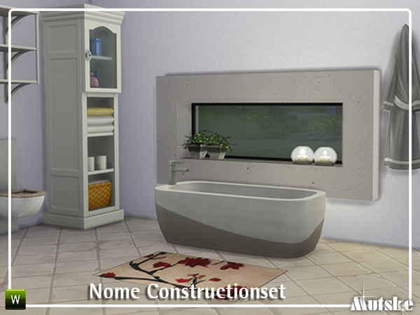 Nome Construction set by mutske at TSR image 549 Sims 4 Updates