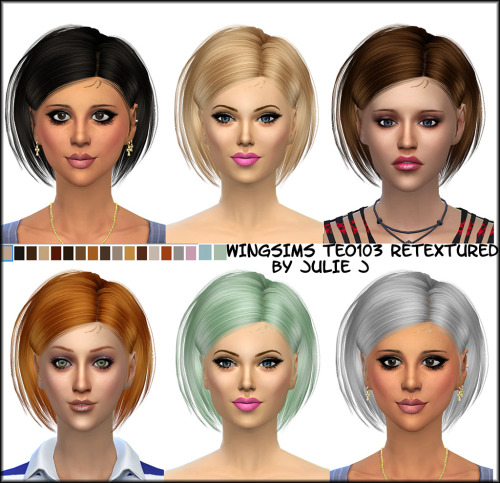 WingssimsTEO103 Retextured at Julietoon – Julie J image 567 Sims 4 Updates
