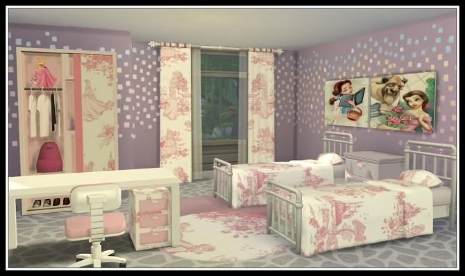 Children Room Jasmin at Louisa Creations4Sims image 577 670x398 Sims 4 Updates