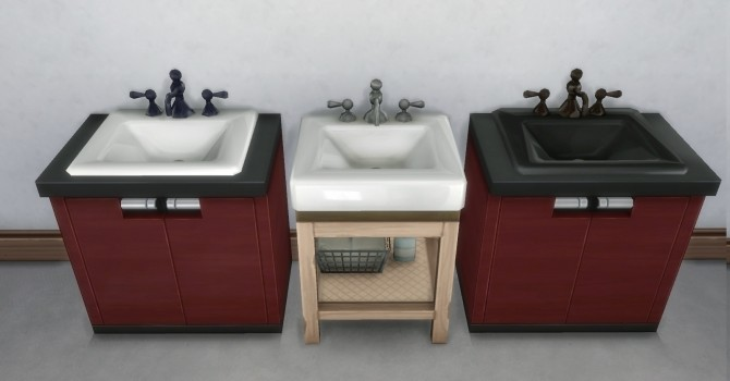 Daz Sinks by AdonisPluto at Mod The Sims image 5813 670x350 Sims 4 Updates