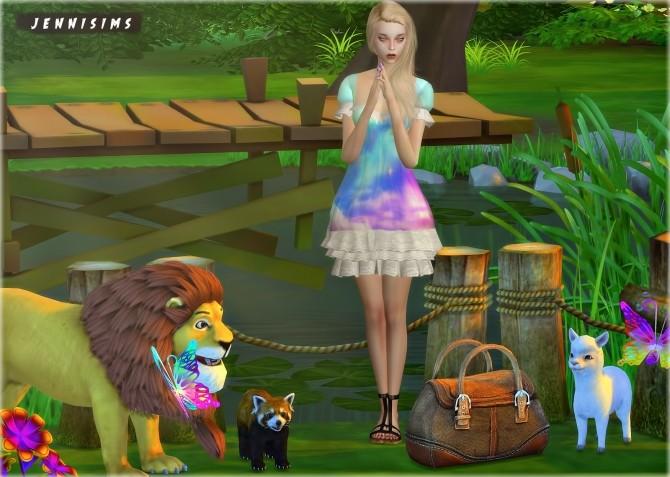 Set Vol 72 Decoratives 10 Items at Jenni Sims image 606 670x477 Sims 4 Updates
