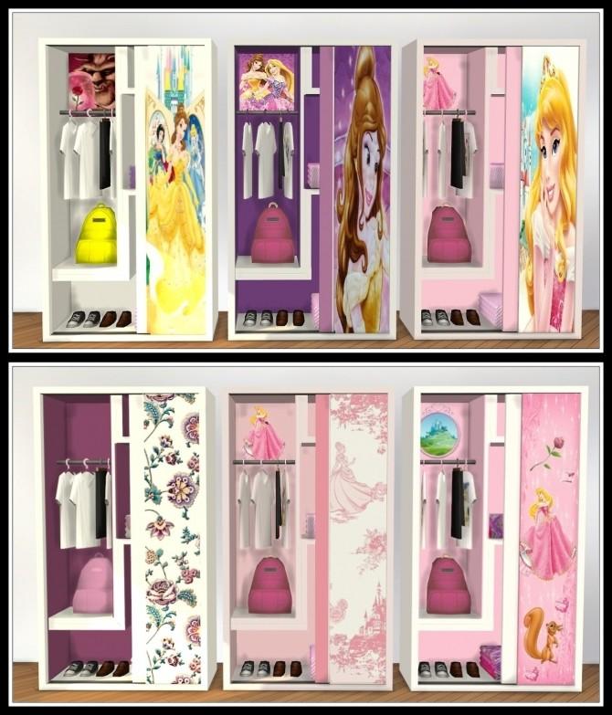 Children Room Jasmin at Louisa Creations4Sims image 608 670x783 Sims 4 Updates