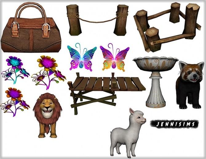 Set Vol 72 Decoratives 10 Items at Jenni Sims image 6110 670x517 Sims 4 Updates