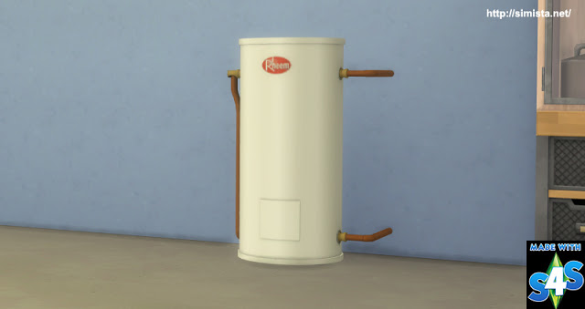 Hot Water System at Simista image 635 Sims 4 Updates