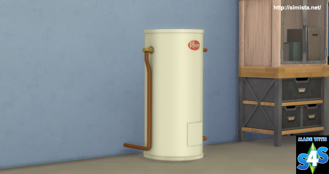 Hot Water System at Simista image 645 Sims 4 Updates