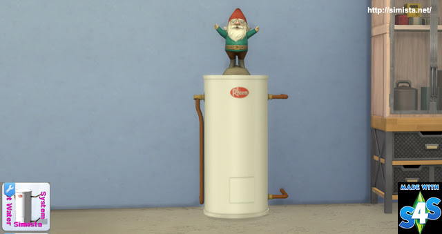 Hot Water System at Simista image 655 Sims 4 Updates
