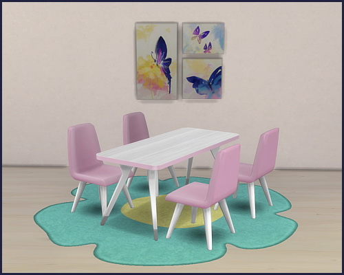 Set Harmonie at CappusSims4You image 668 Sims 4 Updates