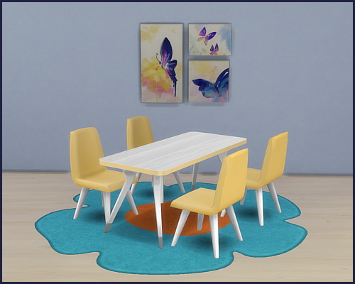 Set Harmonie at CappusSims4You image 678 Sims 4 Updates