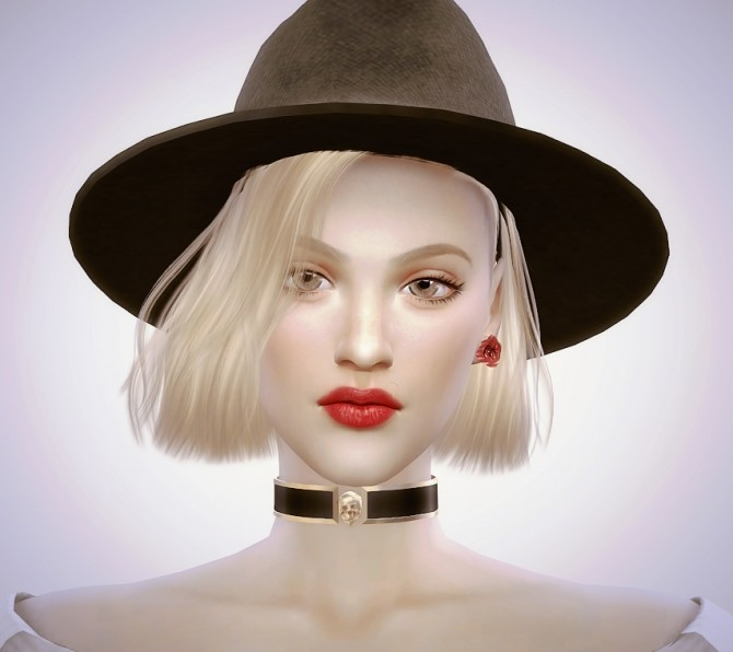 Rose Moore at Vicky SweetBunny image 6819 670x596 Sims 4 Updates
