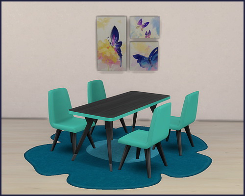 Set Harmonie at CappusSims4You image 688 Sims 4 Updates