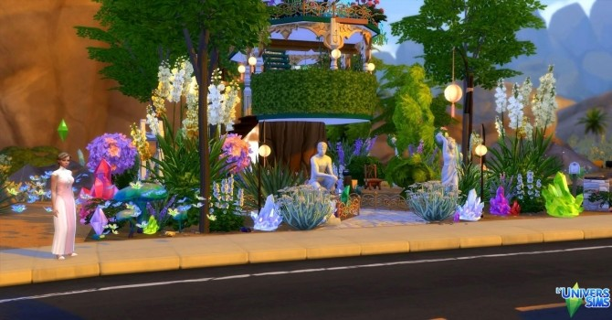 Magica Fantaysina by Coco Simy at L'UniverSims image 7012 670x350 Sims 4 Updates