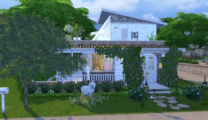 Sims 4 Artists Refuge by patty3060 at Mod The Sims