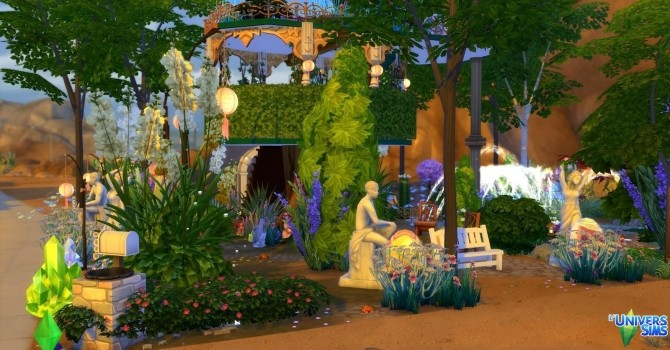 Magica Fantaysina by Coco Simy at L'UniverSims image 7512 670x350 Sims 4 Updates