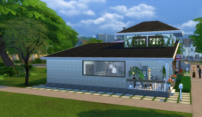Sims 4 Perfect Home by Marcello by patty3060 at Mod The Sims