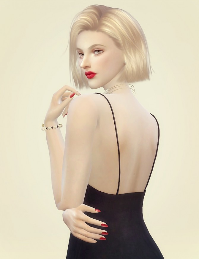 Rose Moore at Vicky SweetBunny image 7619 670x873 Sims 4 Updates