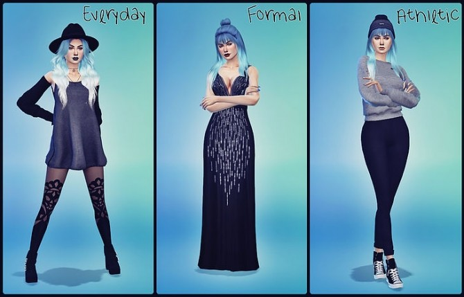 Tasha Peterson at SkyFallSims Creation´s image 762 670x429 Sims 4 Updates