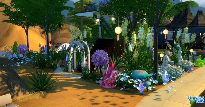 Magica Fantaysina by Coco Simy at L'UniverSims image 7712 670x350 Sims 4 Updates