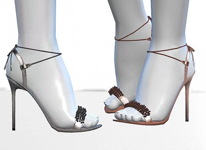 Monaco Sandals by MrAntonieddu at MA$ims4 image 777 670x487 Sims 4 Updates
