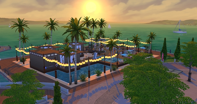 Summerbreeze Bar by Blackbeauty583 at Beauty Sims image 794 Sims 4 Updates