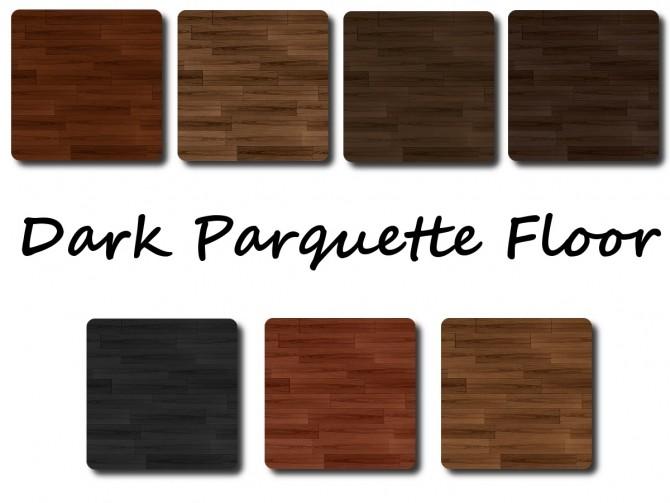 Dark parquette floor at TaTschu`s Sims4 CC image 797 670x503 Sims 4 Updates
