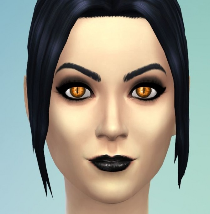 Updated Feline eyes by Simalicious at Mod The Sims image 8014 670x683 Sims 4 Updates