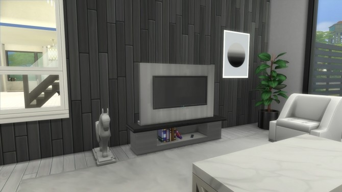 Artscreen TV from The Sims 3 conversion by Coolvamp at Mod The Sims image 803 670x377 Sims 4 Updates