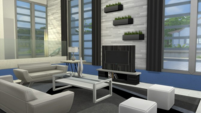 Artscreen TV from The Sims 3 conversion by Coolvamp at Mod The Sims image 815 670x377 Sims 4 Updates