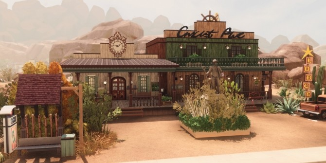 SAM'S BAR AND GENERAL STORES at Picture Amoebae image 819 670x335 Sims 4 Updates