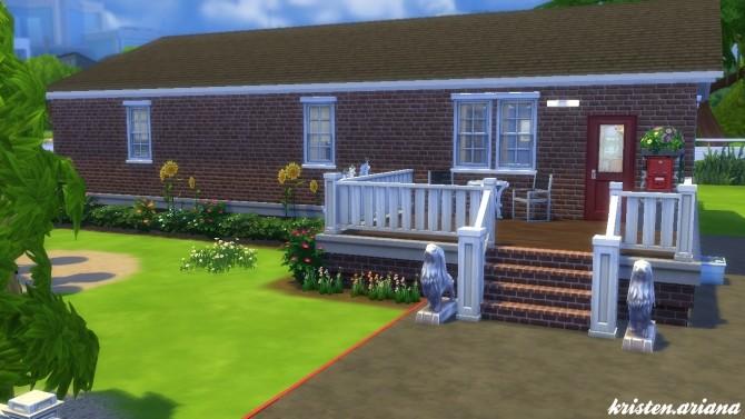 Sims 4 Grandma Vivians House by Kristen.Ariana at Mod The Sims