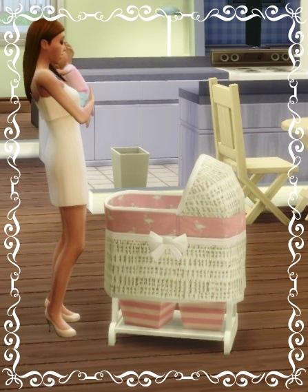 Baby crib at Birksches Sims Blog image 837 Sims 4 Updates