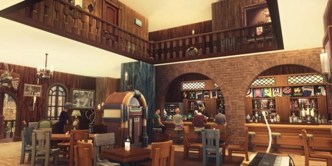 SAM'S BAR AND GENERAL STORES at Picture Amoebae image 844 670x335 Sims 4 Updates