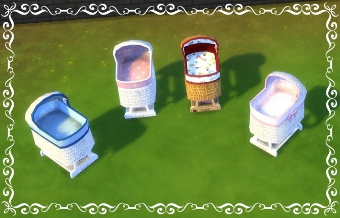 Baby crib at Birksches Sims Blog image 857 670x430 Sims 4 Updates