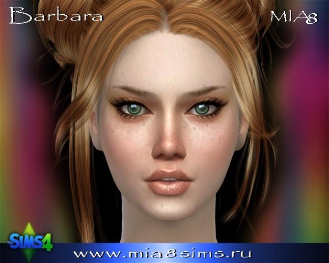 Barbara at Mia8Sims image 864 670x536 Sims 4 Updates