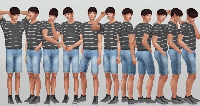 Simple Model V.7 by catsblob at SimsWorkshop image 869 670x355 Sims 4 Updates