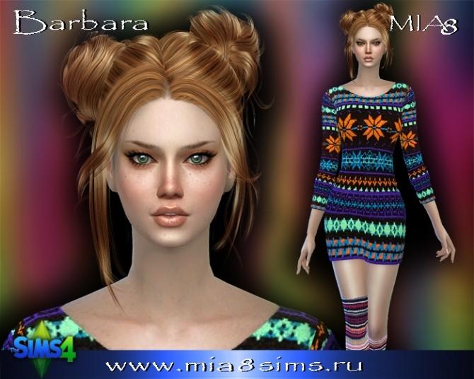 Barbara at Mia8Sims image 874 670x536 Sims 4 Updates