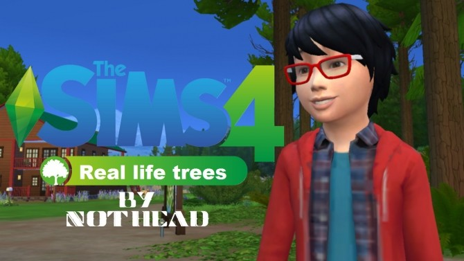 Real Life Trees by Nothead at Mod The Sims image 9016 670x377 Sims 4 Updates