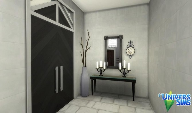 Sims 4 Modoiric house by Dusims at L'UniverSims