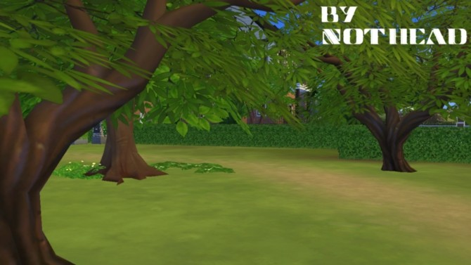 Real Life Trees by Nothead at Mod The Sims image 9218 670x377 Sims 4 Updates