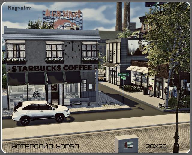 Waterside lot at Nagvalmi image 958 Sims 4 Updates