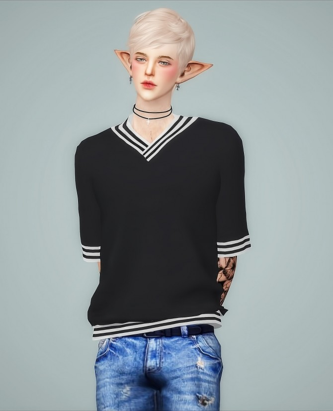 M Elvin Top at Meeyou image 967 670x826 Sims 4 Updates