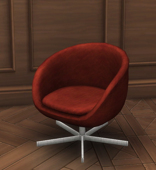 TNW PreOrder Living Chair by BigUglyHag at SimsWorkshop image 9712 Sims 4 Updates