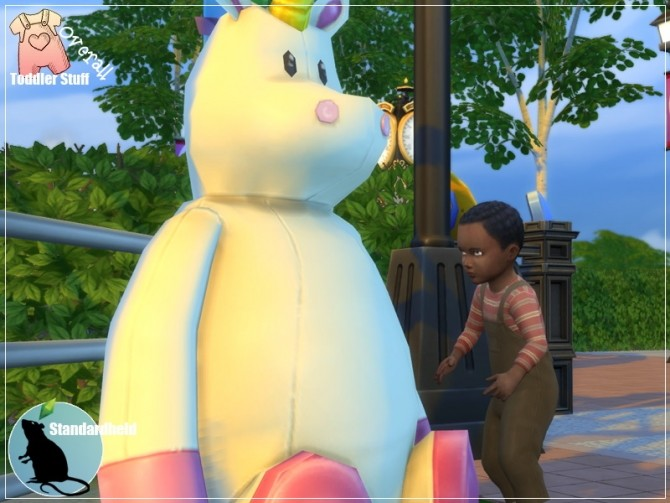 Toddler Stuff Overall by Standardheld at SimsWorkshop image 1051 670x503 Sims 4 Updates