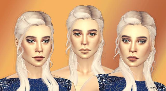 Daenerys Targaryen at Evey Sims image 1071 Sims 4 Updates