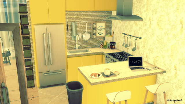 Apartment 1312 21 Chic Street at Evey Sims image 1081 Sims 4 Updates