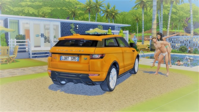 Land Rover Range Rover Evoque at LorySims image 11011 670x377 Sims 4 Updates